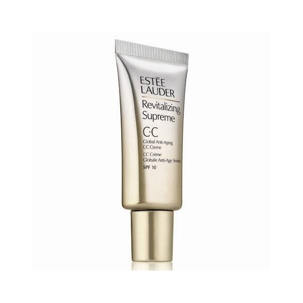 ESTEE LAUDER REVITALIZING SUPREME GLOBAL ANTI-AGING  CC CREME SPF 10