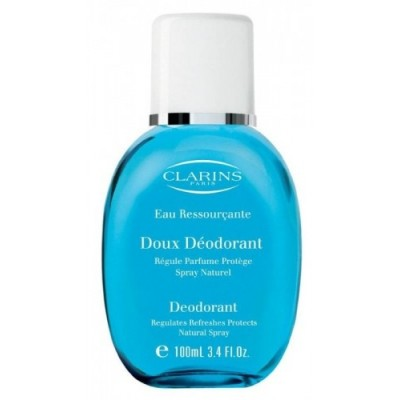 CLARINS EAU RESSOURCANTE DOUX DEODORANT SPRAY 100ML
