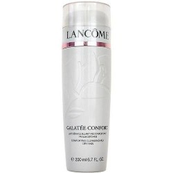 LANCOME GALATEE CONFORT LAIT DEMAQUILLANT  RECONFORTANT PEAUX SACHES 200ML