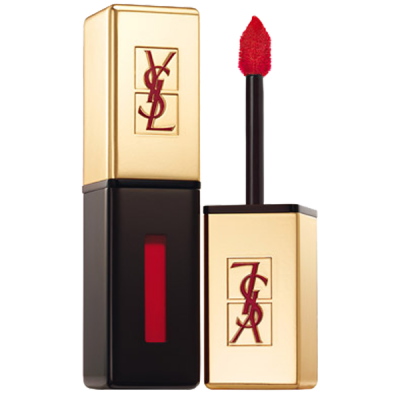 YSL ROUGE PUR COUTURE / VERNIS A LEVRES 6ml