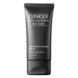 CLINIQUE SKIN SUPPLIES FOR MEN AGE DEFENCE HYDRATOR SPF15 50ML