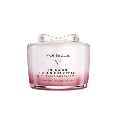 YONELLE INFUSION RICH NIGHT CREAM REGENARATIVE SUPREME EFFECT
