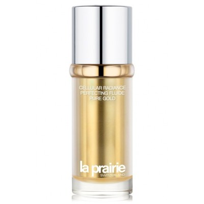 LA PRAIRIE Cellular Radiance Perfecting Fluide Pure Gold!