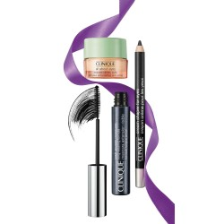 CLINIQUE LASH POWER MASCARA long-wearing formula Zestaw