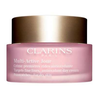 CLARINS MULTI-ACTIVE JOUR FOR DRY SKIN 30+