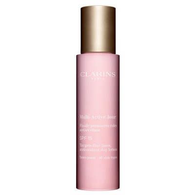 CLARINS MULTI-ACTIVE JOUR LOTION SPF15 30+
