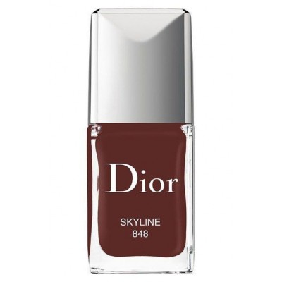 DIOR VERNIS SKYLINE AUTUMN/FALL 2016