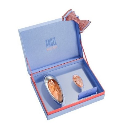 ANGEL MUSE THIERRY MUGLER ZESTAW EDP 50ML + EDP 5ML