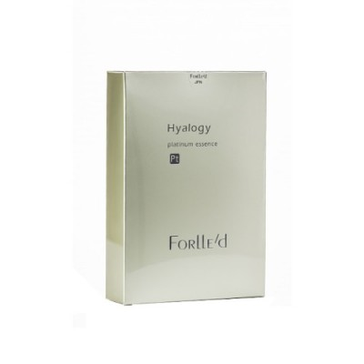 Forlle'd Hyalogy Platinum Face Mask 5 sets