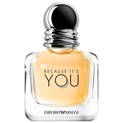 GIORGIO ARMANI BECAUSE IT'S YOU