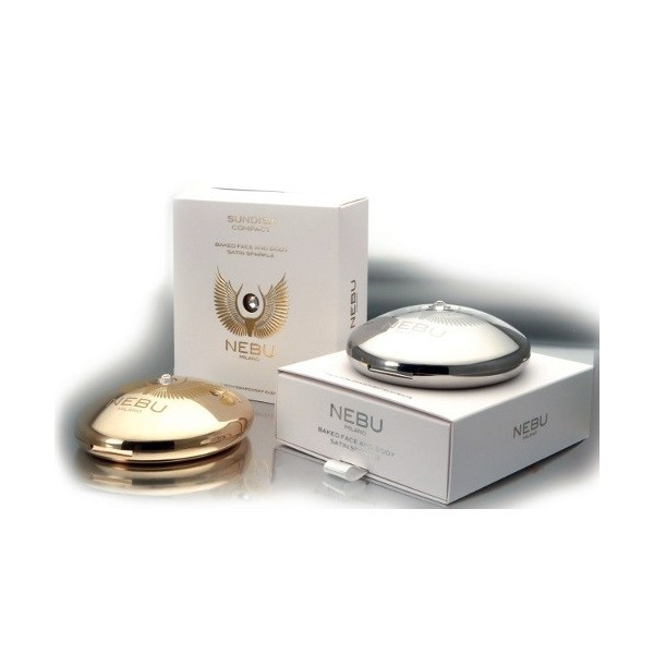 NEBU MINI-MATTE FACE POWDER