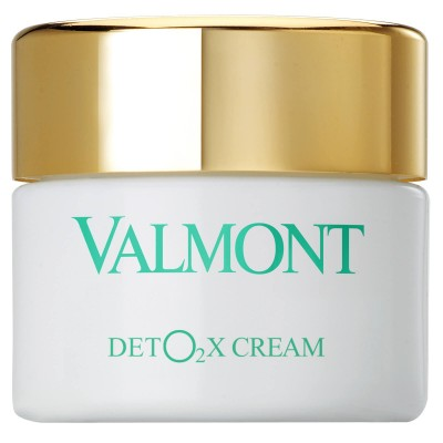 VALMONT DETO2X Detoksykująco-dotleniający krem do twarzy