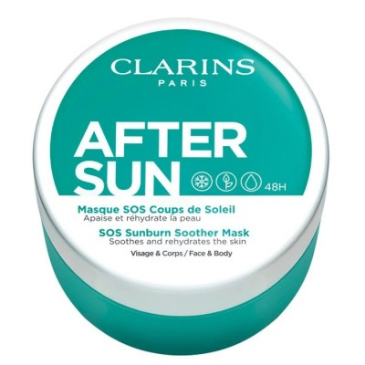 CLARINS AFTER SUN SOS SUNBURN MASK FACE & BODY