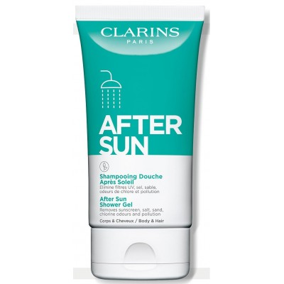 CLARINS AFTER SUN SHOWER GEL 150ML         150ML