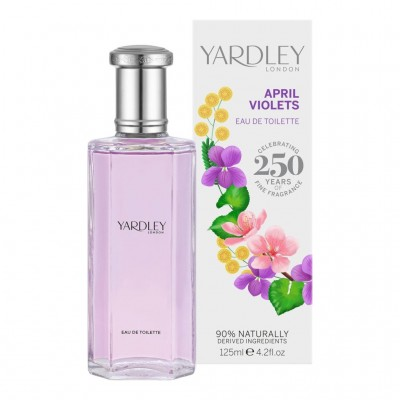 YARDLEY APRIL VIOTETS