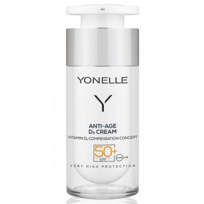 YONELLE ANTI-AGE D3 CREAM SPF 50+