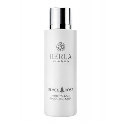 HERLA BLACK ROSE Nutritive Face Smoothing Toner