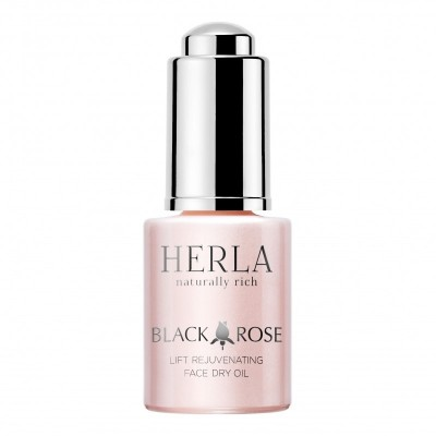 HERLA BLACK ROSE Lift Rejuvenating Face Dry Oil