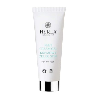 HERLA FEET CREAM-GEL /KREMOWY ŻEL DO STÓP