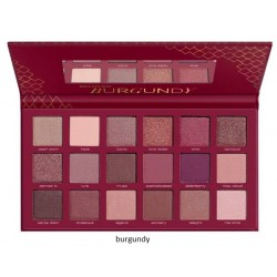 ARTDECO EYE SHADOW PALETTE BURGUNDY