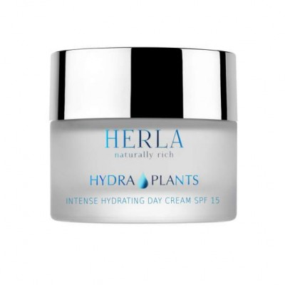HERLA HYDRA PLANTS INTENSE HYDRATING DAY CREAM SPF 15