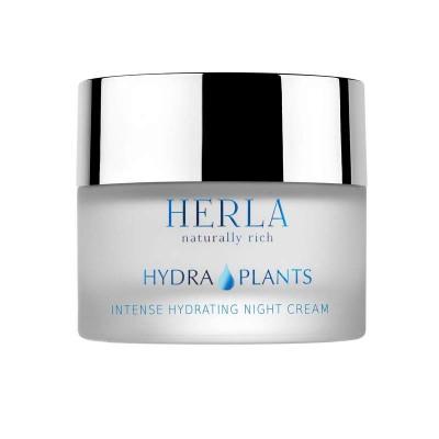 HERLA HYDRA PLANTS INTENSE HYDRATING NIGHT CREAM