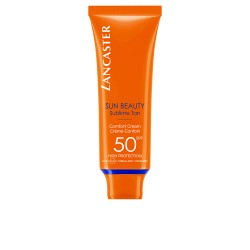 LANCASTER SUN BEAUTY COMFORT CREAM FOR FACE SPF 50