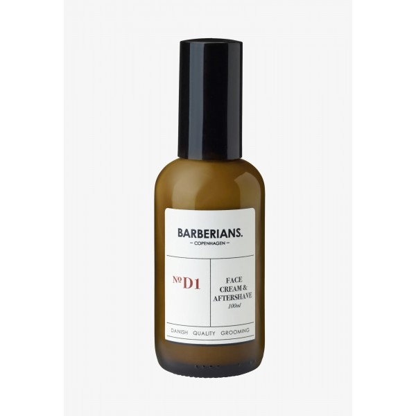 BARBERIANS Face Cream & After Shave