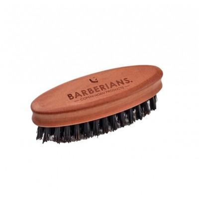 BARBERIANS Beard Brush - Oval