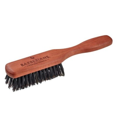 BARBERIANS Beard Brush - with Handle