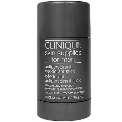 CLINIQUE SKIN SUPPLIES FOR MEN ANTIPERSPIRANT-DEODORANT STICK 75ML