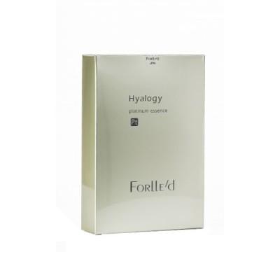 Forlle'd Hyalogy Platinum Face Mask 5 sets
