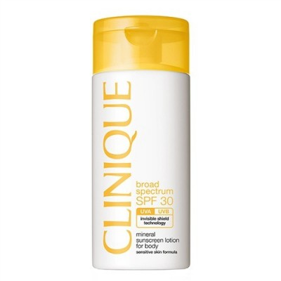 CLINIQUE SPF 30 UVA /UVB Mineral Sunscreen Lotion For Body 125ml