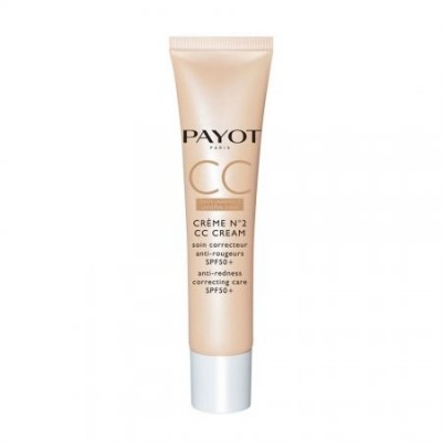 PAYOT CREME N'2 CC CREAM ANTI-REDNESS CORRECTING CARE SPF 50+