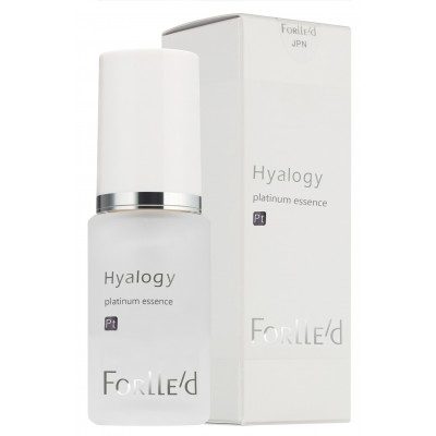 Forlle'd Hyalogy platinum Essence