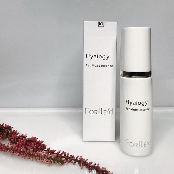 FORLLE'D Hyalogy RetiMoist essence