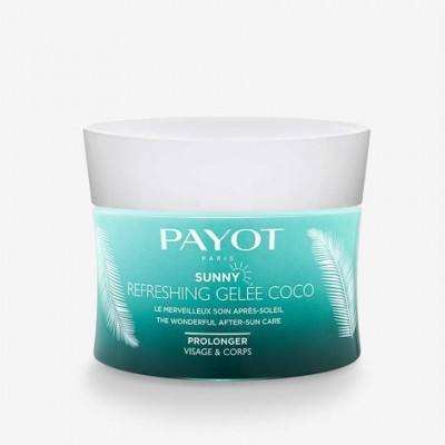 PAYOT SUNNY REFRESHING GELEE COCO APRES-SOLEIL VISAGE & CORPS