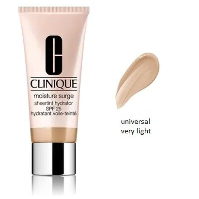 CLINIQUE MOISTURE SURGE SHEERTINT HYDRATOR SPF25