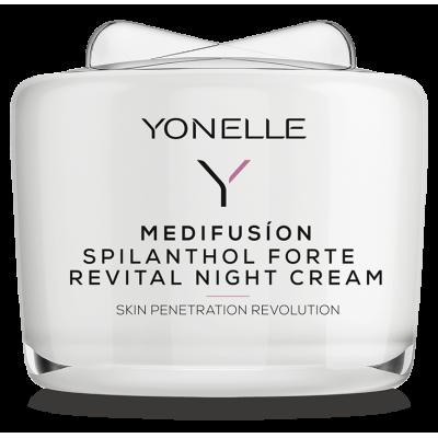 YONELLE MEDIFUSION SPILANTHOL FORTE REVITAL NIGHT CREAM